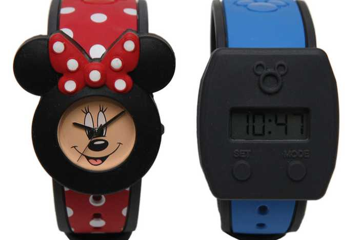 MagicBand MagicSlider watches