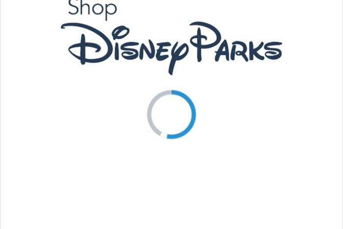 Shop Disney Parks app screenshots