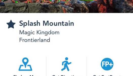 Hands-on with the new 'Get Directions' feature of My Disney Experience