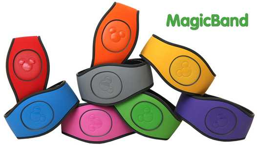 Disney unveils the MagicBand 2