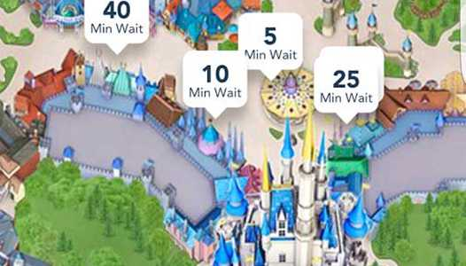 Major new version of My Disney Experience debuts on Android