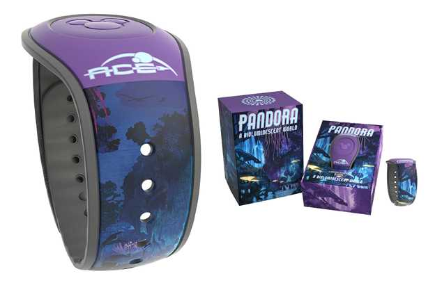 Pandora Limited Edition MagicBand 2