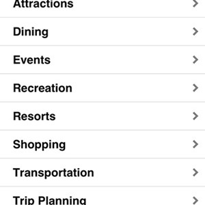 3 of 5: WDWMAGIC Updates - WDWMAGIC Screenshots - FREE iPhone and iPod Touch app from WDWMAGIC