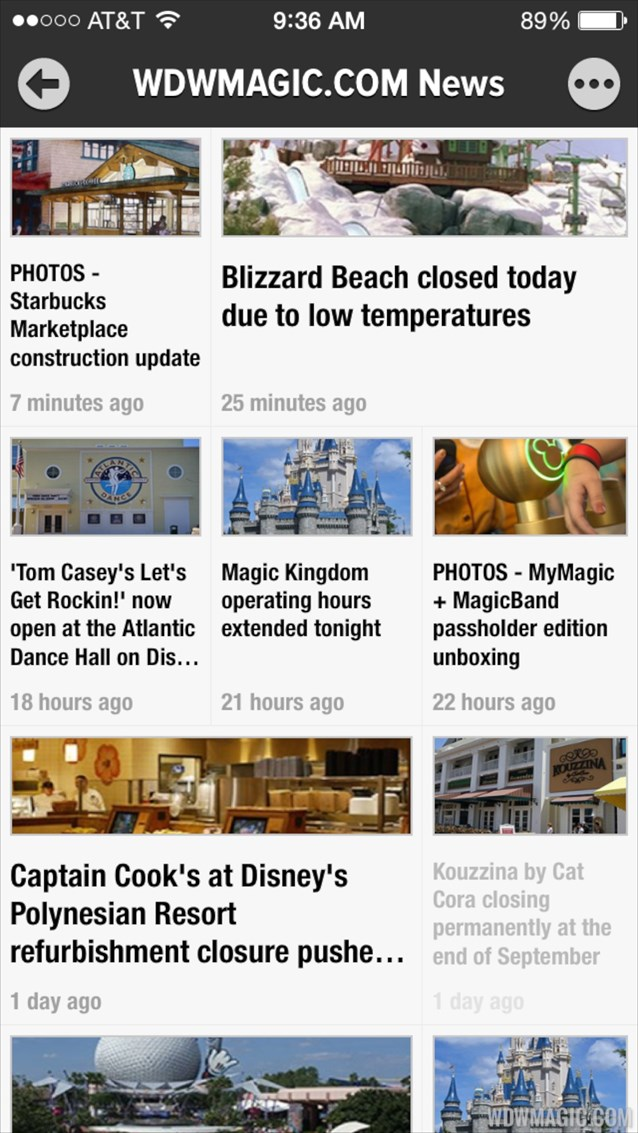 WDWMAGIC Updates - WDWMAGIC on Newsify via RSS