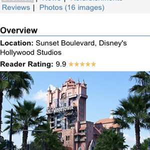 2 of 5: WDWMAGIC Updates - What 2 Ride Screenshots - FREE iPhone and iPod Touch app from WDWMAGIC
