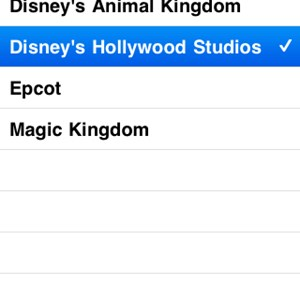 3 of 5: WDWMAGIC Updates - What 2 Ride Screenshots - FREE iPhone and iPod Touch app from WDWMAGIC