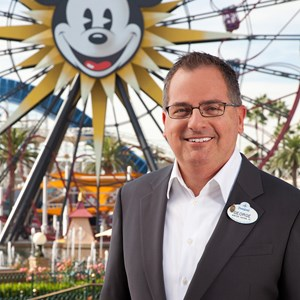 1 of 1: The Walt Disney Company - George A. Kalogridis - new President of Walt Disney World Resort