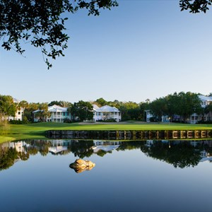 1 of 4: Golf at Walt Disney World - Lake Buena Vista Course