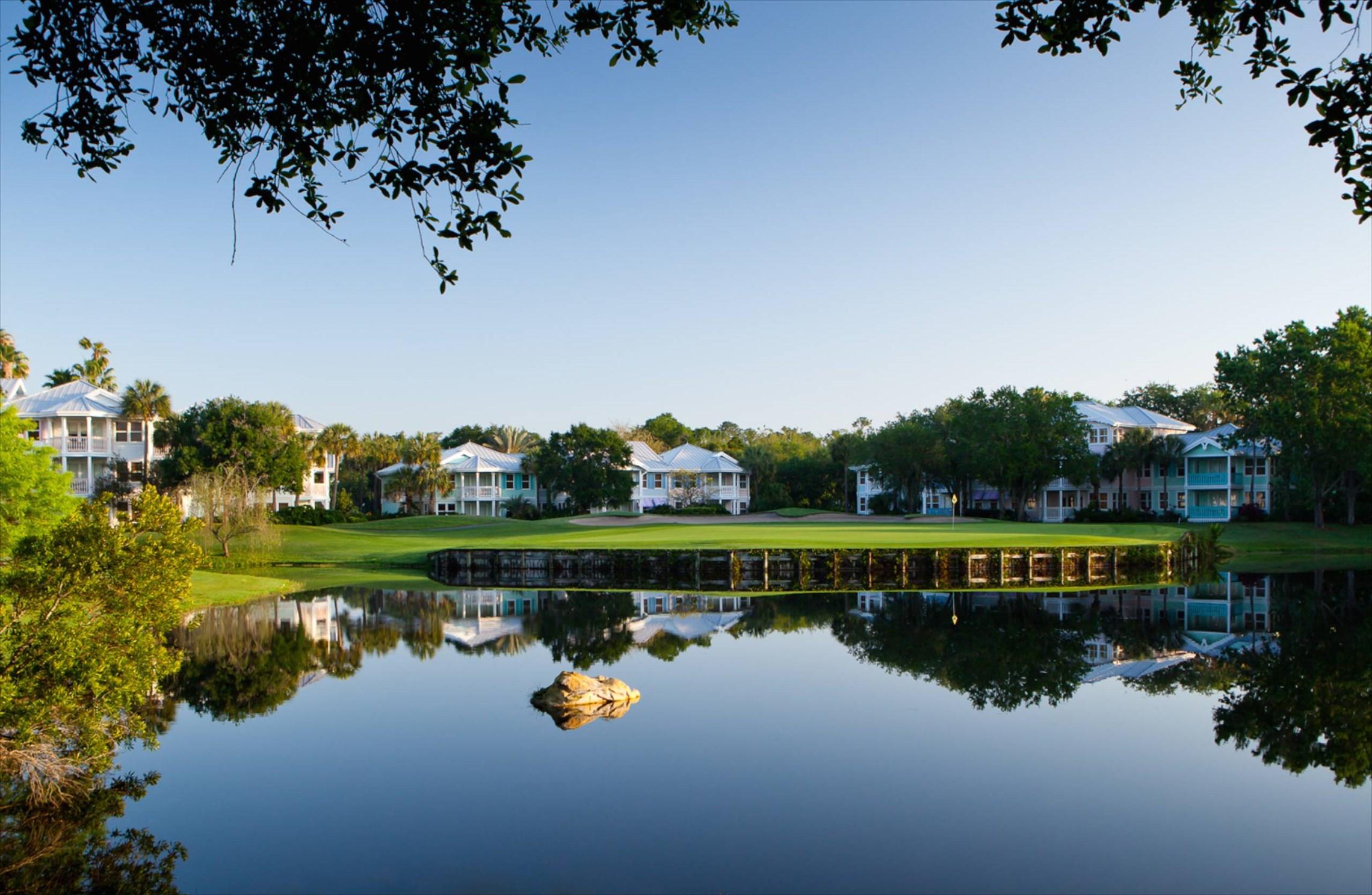 Walt Disney World Golf Courses