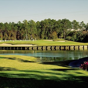 2 of 4: Golf at Walt Disney World - Lake Buena Vista Course