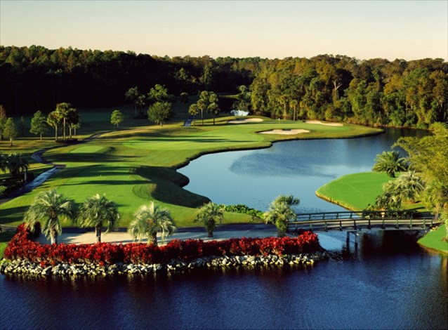 Golf at Walt Disney World - Palm Course