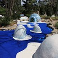 Winter Summerland Mini Golf - Hole 2