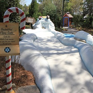 7 of 18: Winter Summerland Mini Golf - Hole 7