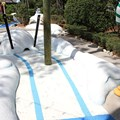 Winter Summerland Mini Golf - Hole 12