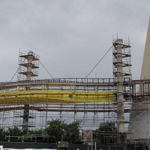5 of 20: Bay Lake Tower at Disney's Contemporary Resort - Latest Bay Lake Tower construction photos