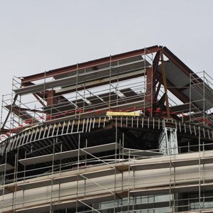 6 of 20: Bay Lake Tower at Disney's Contemporary Resort - Latest Bay Lake Tower construction photos