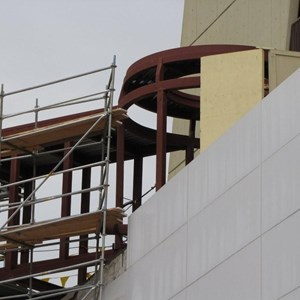 7 of 20: Bay Lake Tower at Disney's Contemporary Resort - Latest Bay Lake Tower construction photos