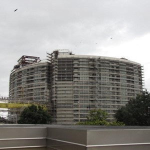 16 of 20: Bay Lake Tower at Disney's Contemporary Resort - Latest Bay Lake Tower construction photos