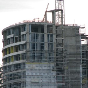 4 of 16: Bay Lake Tower at Disney's Contemporary Resort - Latest Bay Lake Tower construction photos