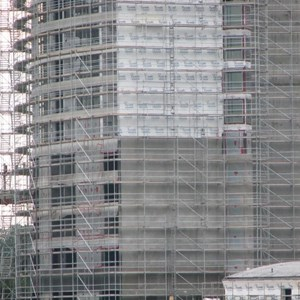 5 of 16: Bay Lake Tower at Disney's Contemporary Resort - Latest Bay Lake Tower construction photos