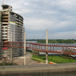 10 of 16: Bay Lake Tower at Disney's Contemporary Resort - Latest Bay Lake Tower construction photos