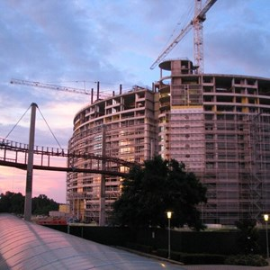16 of 16: Bay Lake Tower at Disney's Contemporary Resort - Latest Bay Lake Tower construction photos