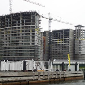 2 of 7: Bay Lake Tower at Disney's Contemporary Resort - Latest Bay Lake Tower construction photos