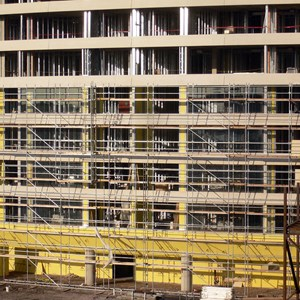 7 of 13: Bay Lake Tower at Disney's Contemporary Resort - Latest Bay Lake Tower construction photos