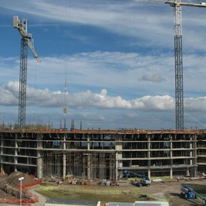 3 of 8: Bay Lake Tower at Disney's Contemporary Resort - Latest Bay Lake Tower construction photos