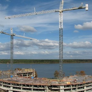 7 of 8: Bay Lake Tower at Disney's Contemporary Resort - Latest Bay Lake Tower construction photos