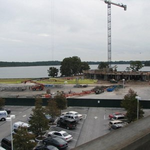3 of 14: Bay Lake Tower at Disney's Contemporary Resort - Latest Bay Lake Tower construction photos