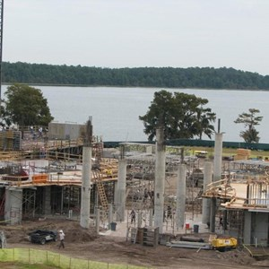 5 of 14: Bay Lake Tower at Disney's Contemporary Resort - Latest Bay Lake Tower construction photos