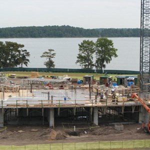 6 of 14: Bay Lake Tower at Disney's Contemporary Resort - Latest Bay Lake Tower construction photos