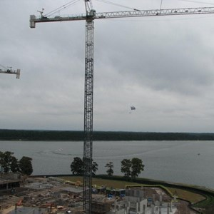 12 of 14: Bay Lake Tower at Disney's Contemporary Resort - Latest Bay Lake Tower construction photos