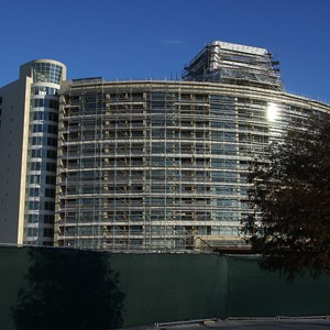 2 of 2: Bay Lake Tower at Disney's Contemporary Resort - Latest Bay Lake Tower construction photos