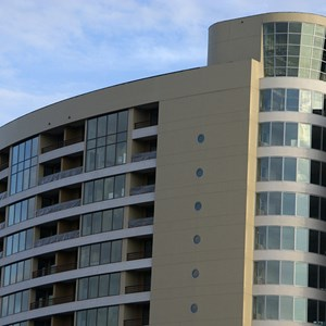4 of 4: Bay Lake Tower at Disney's Contemporary Resort - Latest Bay Lake Tower construction photos