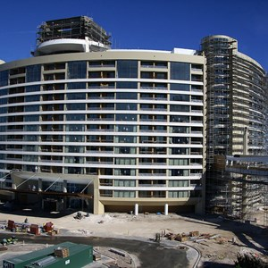 1 of 1: Bay Lake Tower at Disney's Contemporary Resort - Latest Bay Lake Tower construction photos