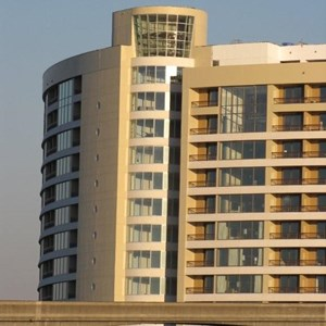 5 of 18: Bay Lake Tower at Disney's Contemporary Resort - Latest Bay Lake Tower construction photos