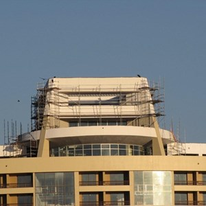 6 of 18: Bay Lake Tower at Disney's Contemporary Resort - Latest Bay Lake Tower construction photos