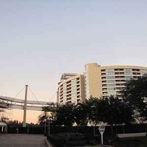 15 of 18: Bay Lake Tower at Disney's Contemporary Resort - Latest Bay Lake Tower construction photos