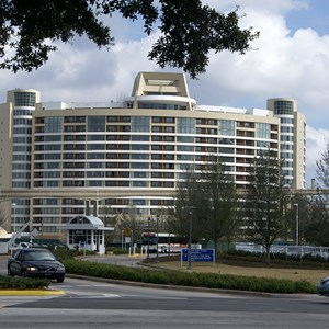 1 of 11: Bay Lake Tower at Disney's Contemporary Resort - Latest Bay Lake Tower construction photos