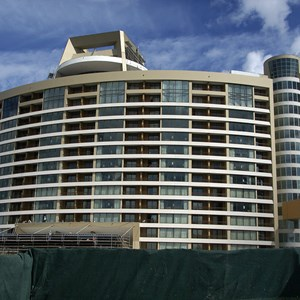 2 of 11: Bay Lake Tower at Disney's Contemporary Resort - Latest Bay Lake Tower construction photos