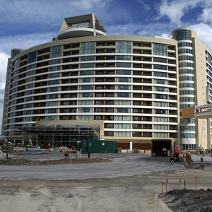 3 of 11: Bay Lake Tower at Disney's Contemporary Resort - Latest Bay Lake Tower construction photos
