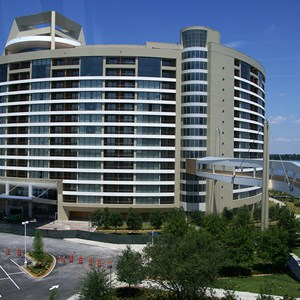 1 of 1: Bay Lake Tower at Disney's Contemporary Resort - Latest Bay Lake Tower construction photo