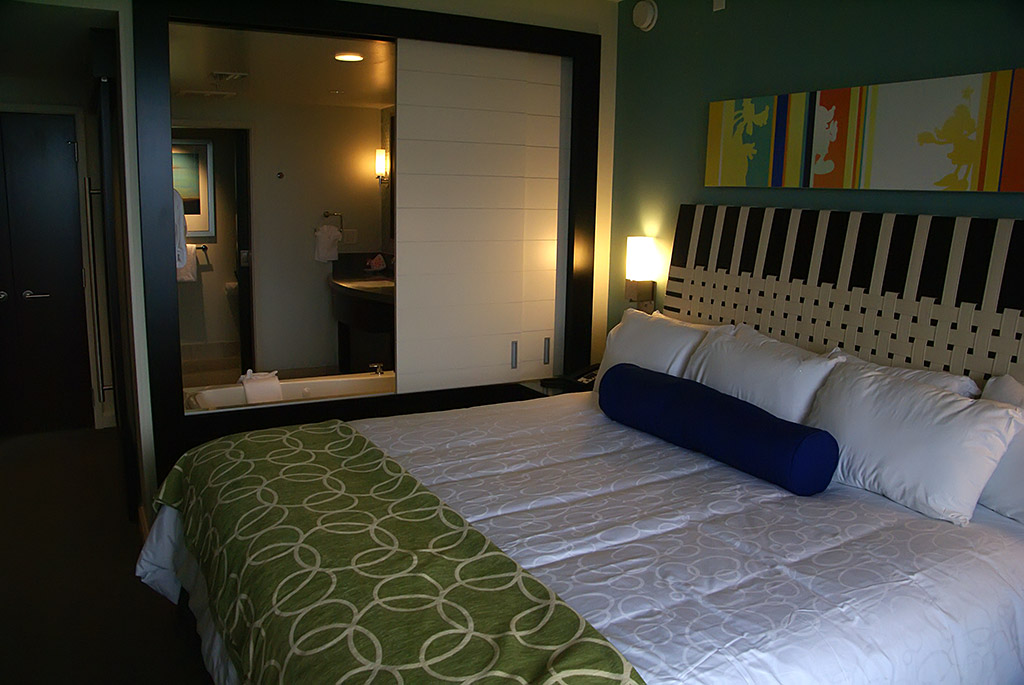 Disney Bay Lake Tower Rooms