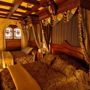 4 of 6: Cinderella Castle Suite - Copyright 2007 The Walt Disney Company.