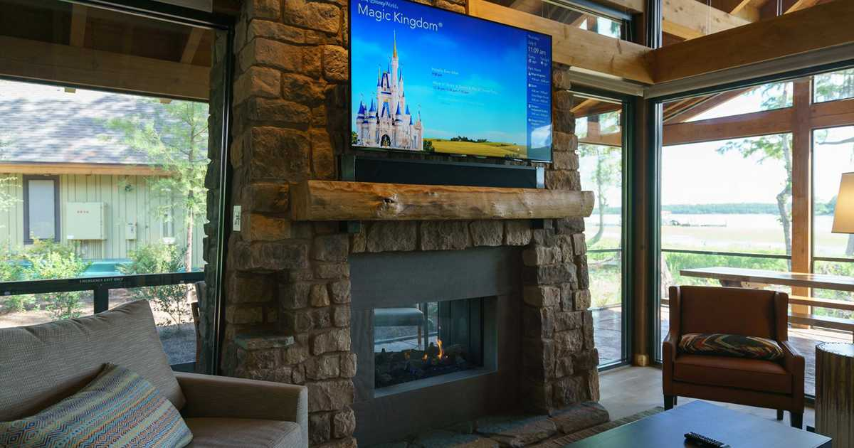 Tour of copper creek villas and cabins at disney 39 s for Copper creek villas cabins