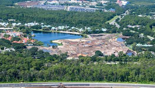 PHOTOS - Construction gets underway at Disney Riviera Resort