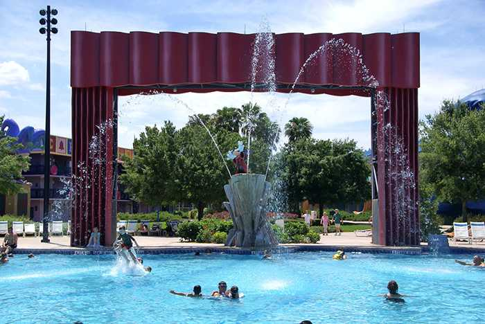 All Star Movies Resort - pools