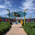 Disney&#39;s All Star Movies Resort - The Mighty Ducks pool